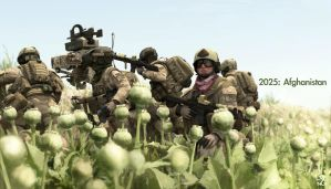 afghanistan by 0800