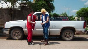 Cosplay - Billy and Jimmy Lee by MartiEscageda