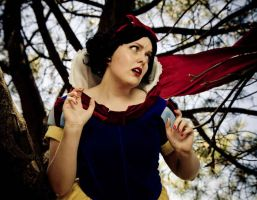 Snow White's forest stroll by RodneyJGPhotos