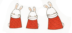 Bunbunbunnies by rhuu