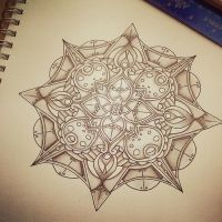 Mandala by Shanrocket