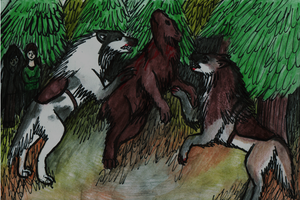 Rite of the Hunt by SonsationalCreations
