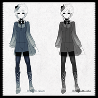 Outfit by RinRinDaishi