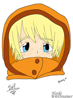 Kenny McCormick by hoshidreamer