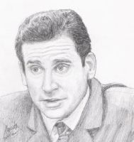 Michael Scott by K1D6R4Y