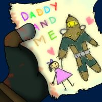 Daddy and me by raffabr94