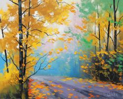 Autumn Delight by artsaus