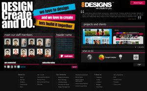 8Designs by mvgraphics