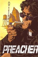Preacher by urban-barbarian