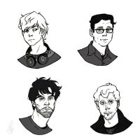 busts by cesca-specs