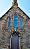 Front of The Church by PAlisauskas