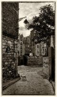 CITE AUBRY  -  PARIS by SUDOR
