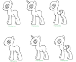 My Little Bases by P-Pixie-Adopts-Bases