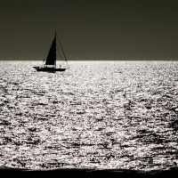 Sailing silver seas by m-lucia by SixbySix