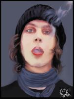 Ville Valo by Elsias