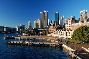 From Sydney With Love by icon-iman
