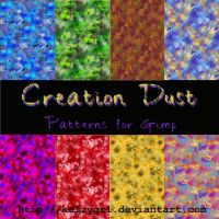 Creation Dust by kelzygrl