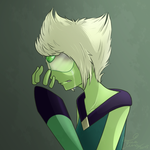 .: Peridot :. by AquaLuna112