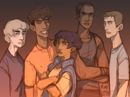 The Raven Boys by may12324