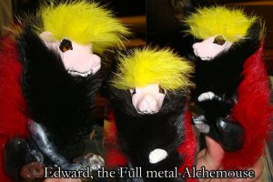 Edward- the full metal alchemo by blackcat523