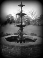 Fountain Natchitoches 2 by spidermonkeykiss