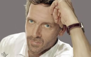 house : hugh laurie by cliffbuck