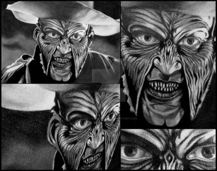 Jeepers Creepers by EvilCookiePants