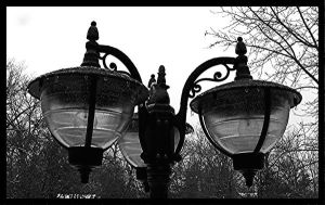 LampPost in BlackandWhite 2 by PridesCrossing