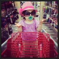Shopping With My Youngest Cousin by Riley122876