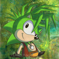 Manic Painting by Domestic-hedgehog