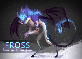 [CLOSED] Adopt Auction - FROSS by Terriniss