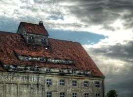 Silo HDR by Risen-From-The-Ruins