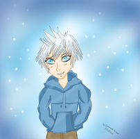 Jack Frost AT by Diamond-Rainbow