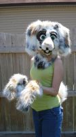 Bunny partial by Nevask