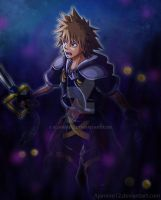 .:Surrounded by Darkness:. by AJanime12