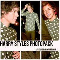 +Harry Photopack #018 by Ayeeeh