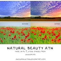 Natural Beauty ATN by JulesJoolsStock