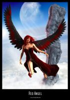 Red Angel by Fredy3D