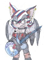 Punk Rouge Contest Entry by mhedgehog21