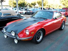 Datsun 240Z by Zenix13