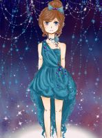 Prom Dress Design by Mina-Nyan
