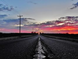 Country Backroads 1 002 by cervanphotos