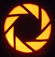 Aperture Science Pumpkin by johwee