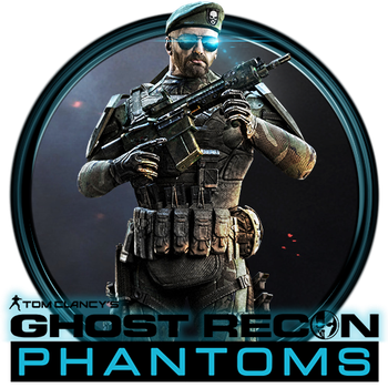 Tom Clancy's Ghost Recon Phantoms Dock Icon by OutlawNinja