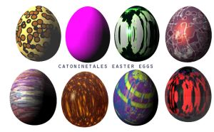 easter egg resource by CatONineTales