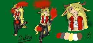 Cathy Ref by Muffinz01