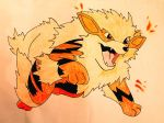 Arcanine by LemonicDemon