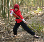 Girl-Type Ranma training by NocturnalRadiance