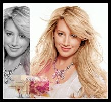 Ashley Tisdale by eternalmoon87