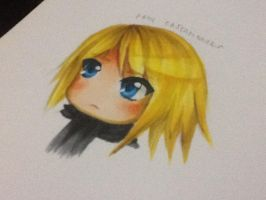 new coloring style EMIL CASTANGNIER by shinymudkips